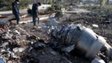 乌航客机坠毁视频披露:23秒内被两枚导弹击中