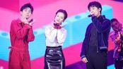 周奇刘家祎歌曲《热曲串烧》—2020东方卫视元宵晚会