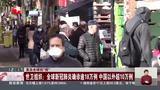 世卫组织:全球新冠肺炎确诊逾18万例 中国以外超10万例