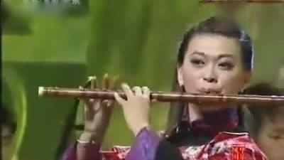 欣赏江南烟雨风情 唐俊乔笛子独奏《欢乐歌》