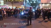 莫德里奇马德里街头人气飙升 路上被围堵喊交警解围
