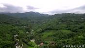 航拍:大山里的农村风光,你会向往这样的生活吗