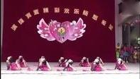 育童幼儿园扇子舞《春晓》