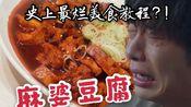 【陳記厨房-麻婆豆腐】史上最烂美食教程?!翔太都气哭了!