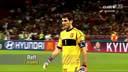 www.4ghui.com卡西利亚斯向裁判建议早点终止比赛尊重对手