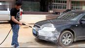自助洗车设备演示视频D