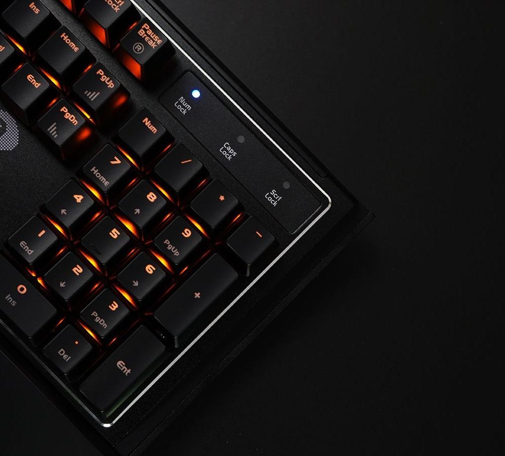 达尔优EK835机械键盘开箱视频