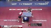 2014年世乒赛_奥恰洛夫vs张继科_乒乓球比赛视频剪辑