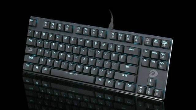 薄到没朋友 达尔优EK820机械键盘体验