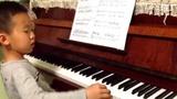 刘家成钢琴曲-童年的回忆