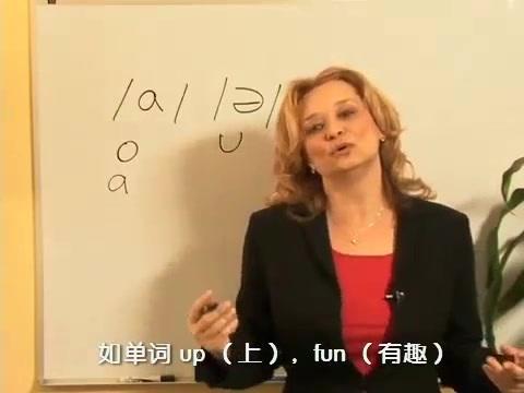 美国人 教你一天搞定英语音标
