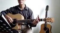 《女儿情》弹唱视频 吉他教学 吉他谱