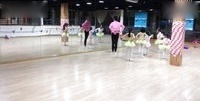 芭蕾上课视频  村居 20141105