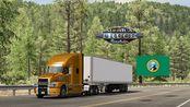 【美洲卡车模拟】华盛顿州:马克(Mack) Anthem Lite 韦纳奇——肯纳威克