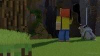 肥皂解说 我的世界挖矿战争2:轻松虐敌 Minecraft服务器PVP空岛战争小游戏