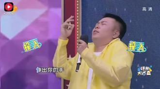 谢娜海涛《我和你》模仿秀