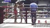 曾经的泰拳王者勒德斯拉