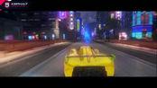 狂野飙车9,24K纯金赛车