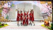 余姚海市蜃广场舞《一生为你感动》团队版 年会节目