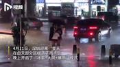 深圳暴雨引发洪水多人被冲走 已致7人死亡4人失联