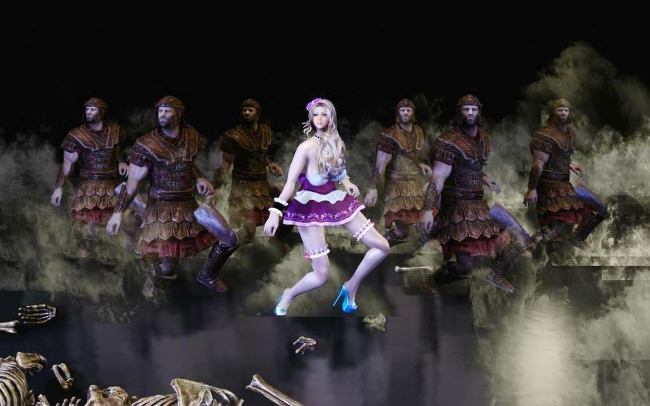 上古卷轴舞蹈-Thriller