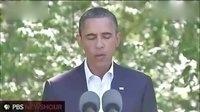 奥巴马演讲:卡扎菲时代走向终结