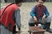 《雍正王朝》隆科多在和狱友打麻将 忽听牢狱来了一位重量级刑犯
