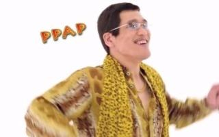 PPAP-最強單曲 火熱上架+卡哇依雙胞胎同台演出