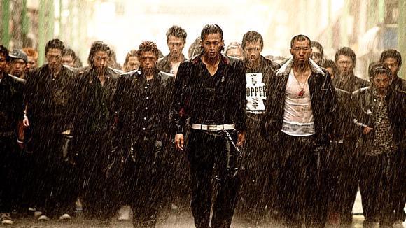 2007年上映,热血少年完整演绎的热血时代,极具经典的动作片