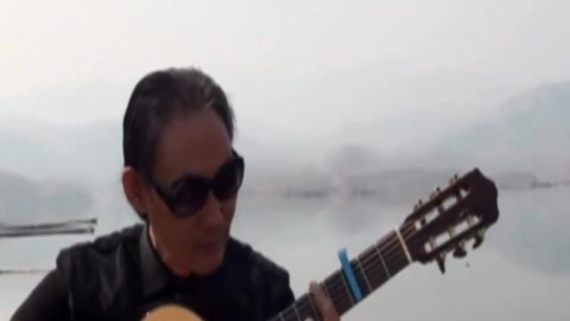 好听的吉他曲:《山水寄情》,刘军演奏