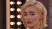 全美超模大赛:金发小姐姐长相太美,评审直言不能每周都靠颜值
