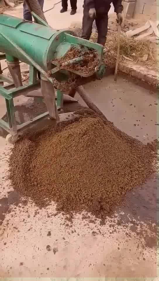 大表哥发明的大便干燥机,深受农民朋友欢迎
