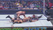 【夏季狂潮大赛 2008】WWE两大硬汉的缠斗 约翰-塞纳VS野兽巴蒂斯塔