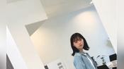 【5/24本目】西野七瀬送我到门口,今天上班也是元気的一天~nanase~