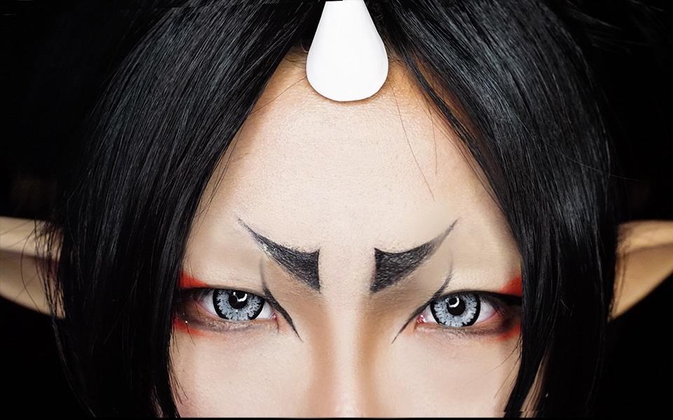 【Kylin柒七】鬼灯的冷彻 (<急红了眼睛就是座敷童子