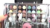 美妆 化妆 手提箱 护肤 化妆包 化妆箱 开箱 展示