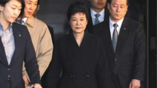 朴槿惠被收监 关进6.5平米小牢房
