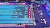 【男子200自预赛 孙杨1分46秒22排5组第一】#2019国际泳联世锦赛#男子200米自由泳预赛中,中国选手@孙杨 出战,他凭