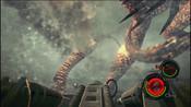 PS4版《生化危机5》娱乐流程 第3-3关-苍天蓝羽