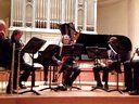 视频:  bassoon,oboe,flute,klarinett,Horn.10 Stücke für Blser