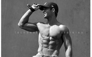 瑞典健身教练kristoffer健身视频合集(更新至P8)
