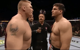 UFC:布洛克-莱斯纳 VS 弗兰克-米尔