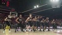 新西兰对阵美国队 毛利舞