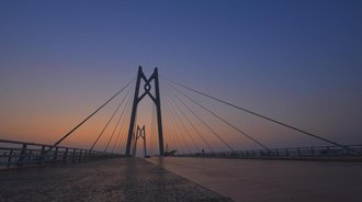 辉煌港珠澳 最美中国桥
