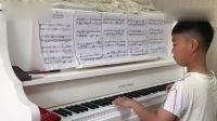《梁祝》钢琴曲片段 王子侨