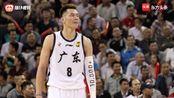 万分先生!4分钟回顾广东男篮朱芳雨的职业生涯,CBA得分王