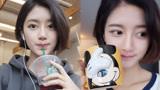 王思聪微博评论她好美 撞脸景甜成网红清流