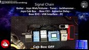 SLASH DISTORTION using Jackhammer and Joyo CAB BOX.