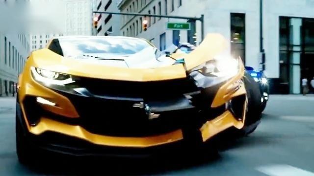 2分钟盘点《变形金刚5》最新车型,瞬间变身资深粉丝