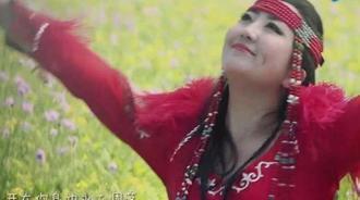 格格的一首《羞答答的玫瑰唱情歌》,唱出草原上的浪漫情调